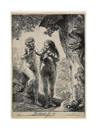 Adam and Eve, 1638-1658