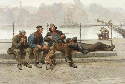 Out of Work, 1888