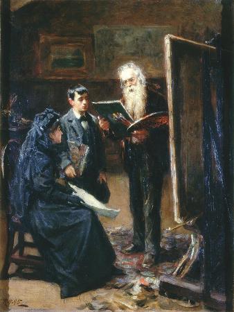 Henry Hetherington Emmerson, 1895