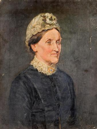 Portrait of an Old Woman, 1881
