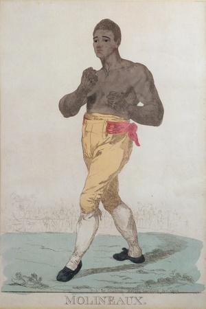 Tom Molineaux (D.1818)
