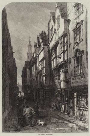 Old London, Wych-Street