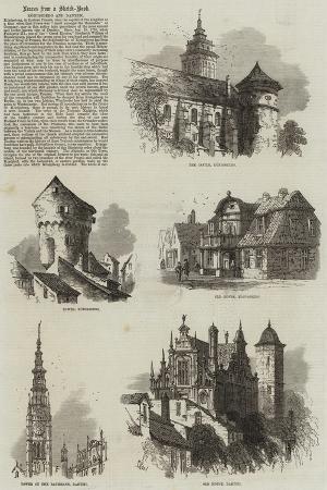 Konigsberg and Dantzic
