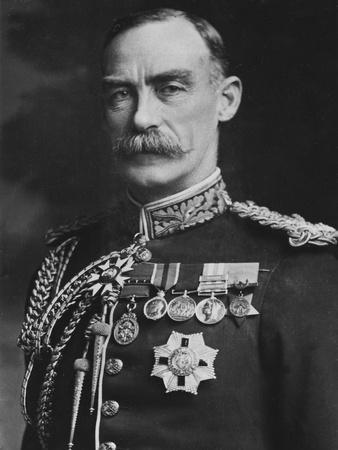 Portrait of Sir Percy Lake