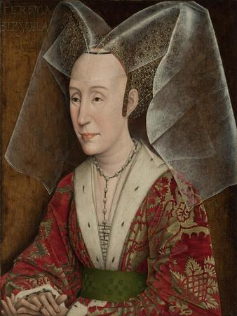 Portrait of Isabella of Portugal, C.1450