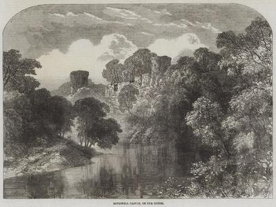 Bothwell Castle, on the Clyde