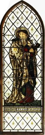 The Prophet Samuel, 1868