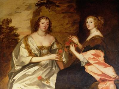 Countess of Morton (D.1654) and Mrs. Killigrew (D.1638)