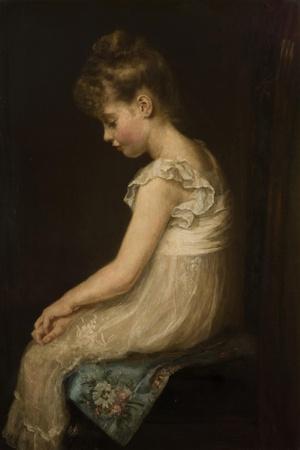 Meditation, 1879