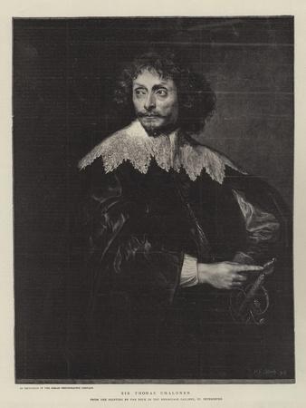 Sir Thomas Chaloner