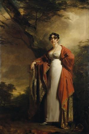 Frances Harriet Wynne, Mrs Hamilton of Kames, before June 1811
