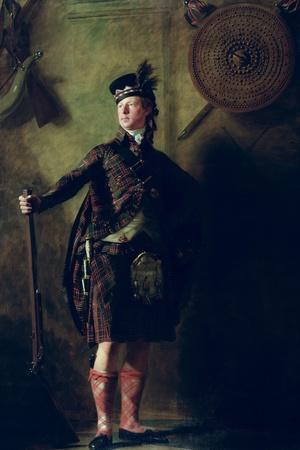 Colonel Alistair Macdonell of Glengarry, Exh. 1812