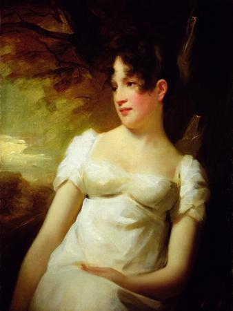 Miss Lamont of Greenock, C.1810-15
