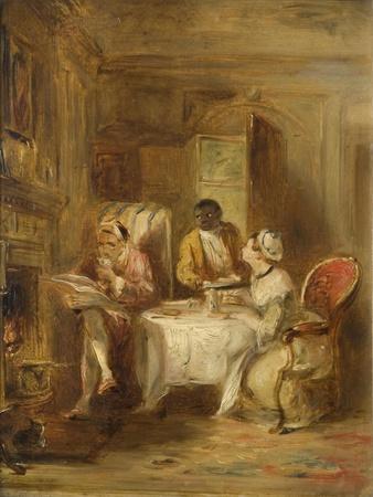 The Invalid's Breakfast