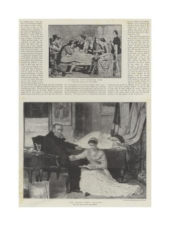 The Late Sir John Everett Millais