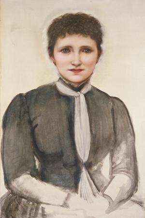 Portrait of Helen Mary Gaskell, 1893