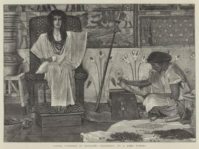 Joseph, Overseer of Pharaoh's Granaries