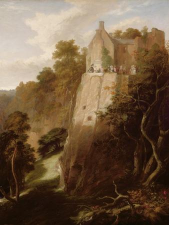 Queen Victoria (1819-1901) and Prince Albert's (1819-61) Visit to Hawthornden