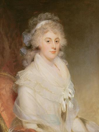 Elizabeth Beauclerk, Lady Herbert (1766-93)