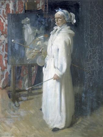 Portrait of the Artist, 1908
