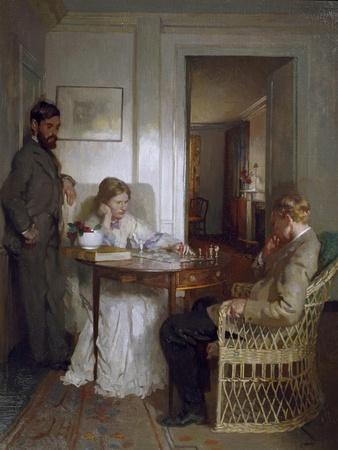 The Chess Players, Pre 1902
