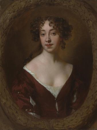 Portrait of Mary Farrington (Née Smith), C.1675