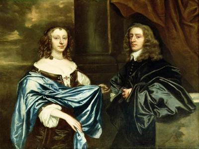 The Honourable James Herbert and His Wife Jane