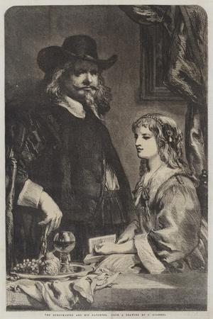 The Burgomaster and His Daughter