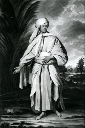 Omai, 1777