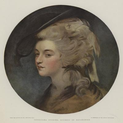 Georgiana Spencer, Duchess of Devonshire