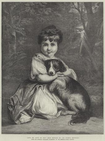 Love Me, Love My Dog, Miss Bowles