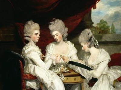 The Ladies Waldegrave, 1780
