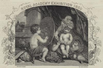 Royal Academy Exhibition 1850