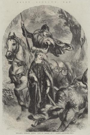 Saint George's Day, England's Tutelary Patron, Fair St George