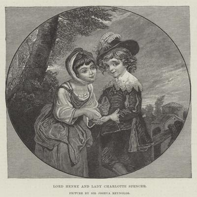 Lord Henry and Lady Charlotte Spencer