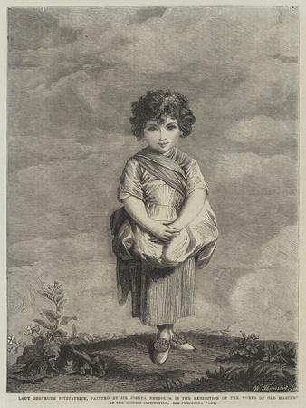 Lady Gertrude Fitzpatrick