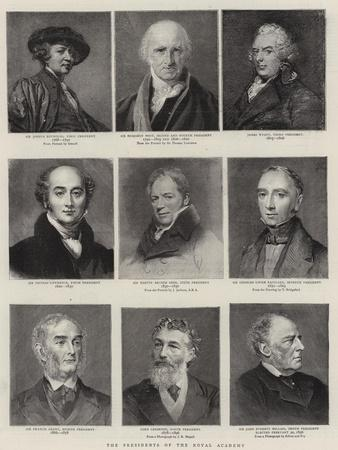 The Presidents of the Royal Academy