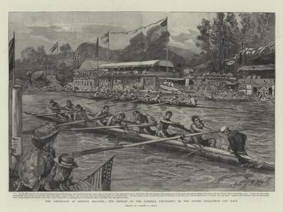 The Americans at Henley Regatta