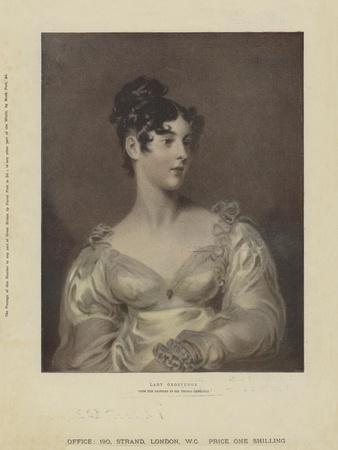 Lady Grosvenor