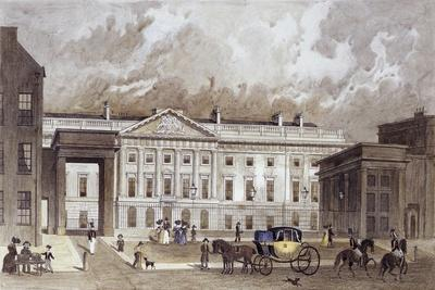 A Contemporary of the New Royal Mint, C.1830