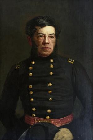 Portrait of General George Cadwalader, 1878