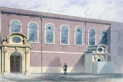 Haberdashers Hall, 1852