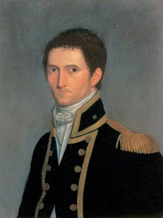 Portrait of Captain Matthew Flinders, RN, 1774-1814, 1806-07