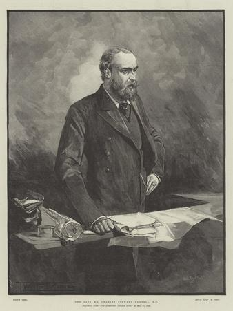 The Late Mr Charles Stewart Parnell