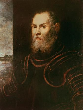 Portrait of an Admiral