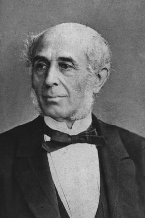 Portrait of Étienne Arago