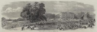 Fete at Norton Hall, the Seat of C Cammell, Esquire