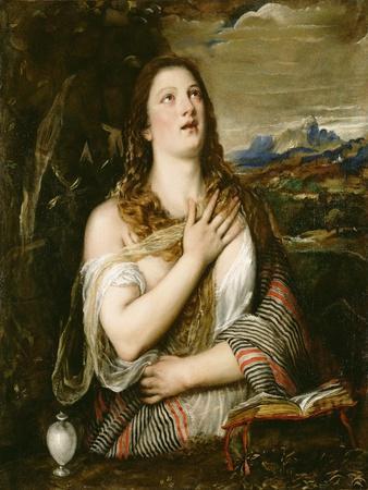 The Penitent Magdalene, C.1555-65