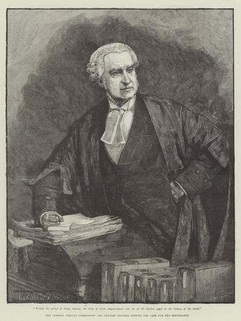 The Parnell Inquiry Commission, Sir Charles Russell Opening the Case for the Defendants