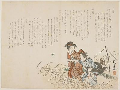 Outing in the Autumn Filed, C.1830-44